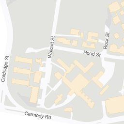 Map 60.Uq Maps St Lucia Buildings Gehrmann Laboratories 60